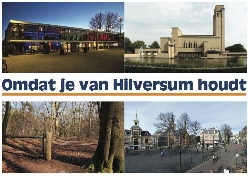 Omdat je van Hilversum houdt